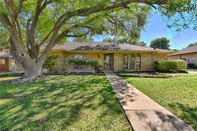 Fort Worth Single Family Home For Sale: 4705 Greenshire Place