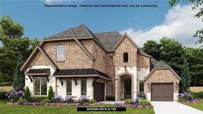 Prosper Single Family Home For Sale: 4140 Porosa Lane