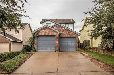 Fort Worth Single Family Home For Sale: 829 Village Point Lane