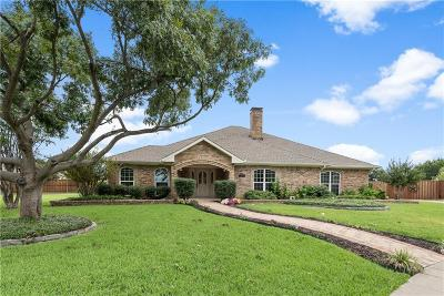 Rowlett Single Family Home For Sale: 2503 Hanover Court