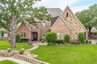 Grapevine Single Family Home For Sale: 3308 Alexandria Court