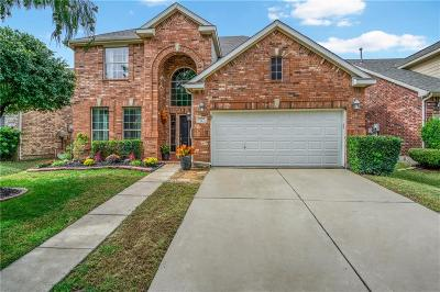 Fort Worth Single Family Home For Sale: 9137 Tate Avenue