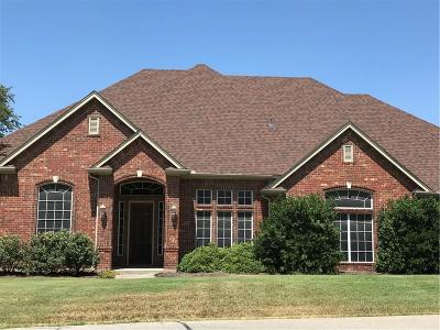 Fort Worth Single Family Home For Sale: 9501 Harbour View Lane