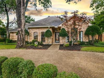 Rowlett Single Family Home For Sale: 3405 Pecan Ridge Drive