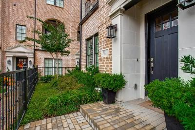 Irving Townhouse For Sale: 5231 Weiss Lane