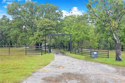 Wills Point Single Family Home Active Option Contract: 390 Vz County Road 3826