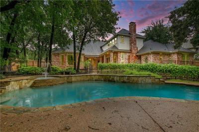 Colleyville Single Family Home For Sale: 6400 Kenshire Court