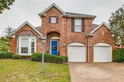 Arlington Single Family Home For Sale: 2601 Cedar View Drive