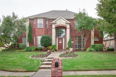 Flower Mound Single Family Home For Sale: 2701 Meadow Green Drive