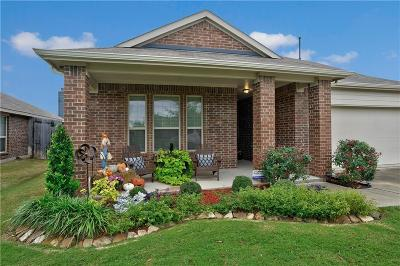 Van Alstyne Single Family Home For Sale: 1521 Greenbrier Drive