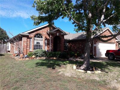 Corinth TX Single Family Home For Sale: $239,900