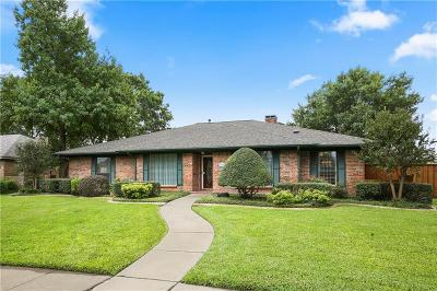 Plano Single Family Home For Sale: 2720 Crow Valley Trail