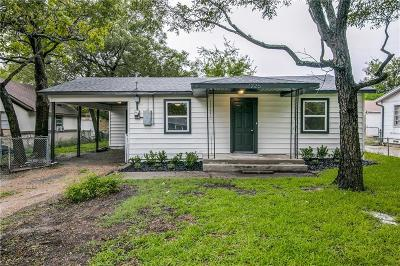 Mesquite Single Family Home For Sale: 1225 Powell Road