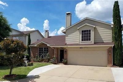 Fort Worth Single Family Home For Sale: 1804 Whispering Cove Trail