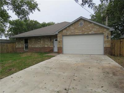 Everman Single Family Home For Sale: 417 N Hansbarger Street