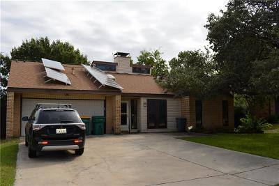 Lewisville Single Family Home Active Option Contract: 1895 Cliff View Drive