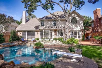 Grapevine TX Single Family Home For Sale: $489,000