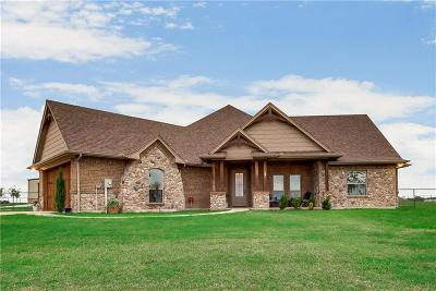 Johnson County Single Family Home Active Option Contract: 8608 County Road 1127