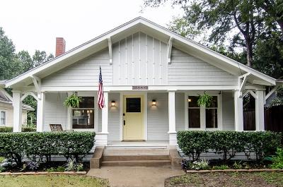 Single Family Home For Sale: 5533 Victor Street