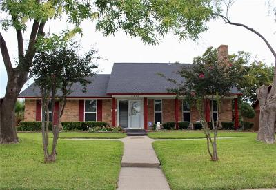 Mesquite Single Family Home For Sale: 3312 Heather Glen Drive