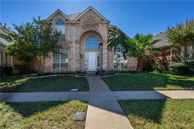 Richardson Single Family Home For Sale: 2716 Orchid Dr