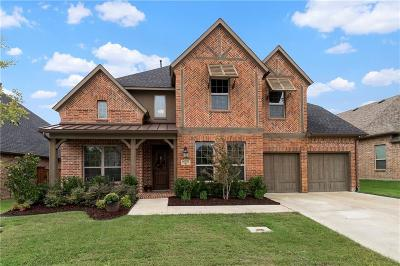 Flower Mound Single Family Home For Sale: 6305 Savannah Oak Trail