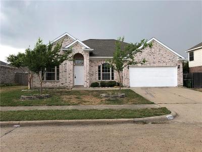 Arlington Single Family Home For Sale: 6700 Shoal Creek Drive