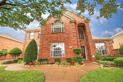 Carrollton Single Family Home For Sale: 1408 Yellowstone Lane