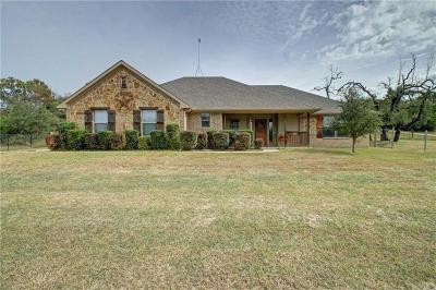 Weatherford Single Family Home For Sale: 144 Miramar Circle