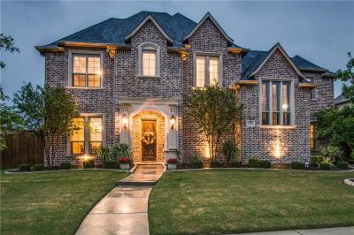 Frisco Single Family Home For Sale: 2192 Dampton Drive