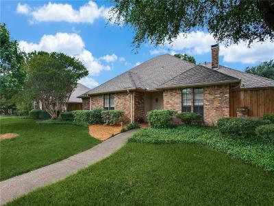 Richardson Single Family Home Active Option Contract: 1104 Kenshire Lane