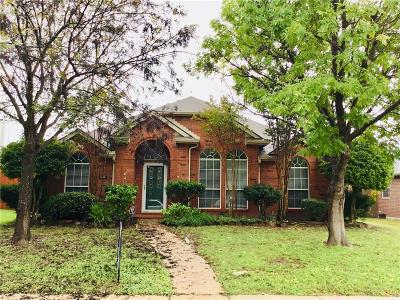Frisco Single Family Home For Sale: 12317 Chattanooga Drive