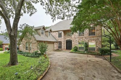 McKinney Single Family Home For Sale: 2733 Brookside Lane