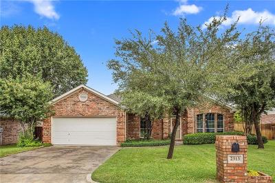 Weatherford Single Family Home For Sale: 2313 Scotts Meadow Court