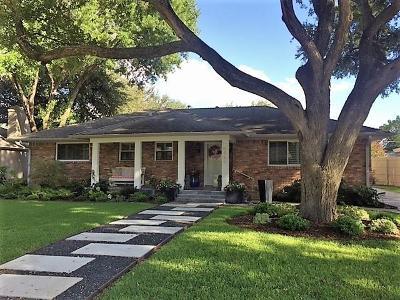 Dallas Single Family Home For Sale: 6846 Whitehill Street
