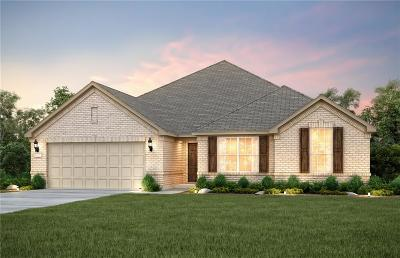 Mansfield TX Single Family Home For Sale: $348,790