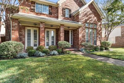 Rockwall Single Family Home For Sale: 2100 Clubview Drive