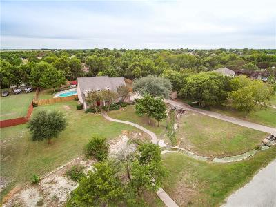 Waxahachie Single Family Home For Sale: 1280 Panorama