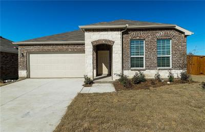Denton County Single Family Home For Sale: 1925 Trace Drive