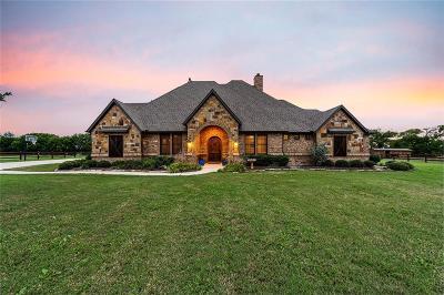 Celina Single Family Home For Sale: 3400 N Preston Lakes Drive