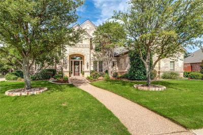 Colleyville Single Family Home For Sale: 5513 Texas Trail