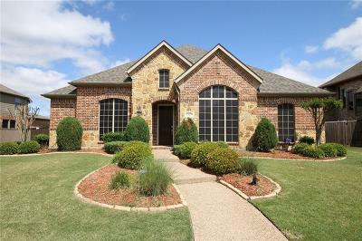 Allen Single Family Home For Sale: 1324 Dalhart Drive