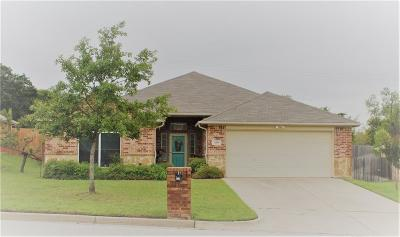 Weatherford Single Family Home For Sale: 209 Wellington Trail