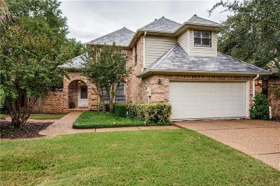 Irving Single Family Home For Sale: 1908 Crockett Circle