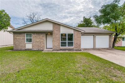 Wylie Single Family Home For Sale: 505 Valentine Lane