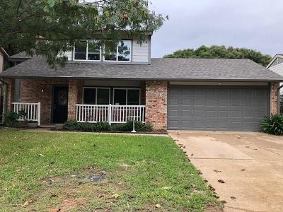 Flower Mound Single Family Home Active Option Contract: 1206 Woodbine Street