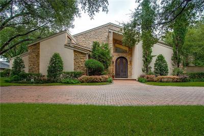 Single Family Home For Sale: 6809 Bert Lane
