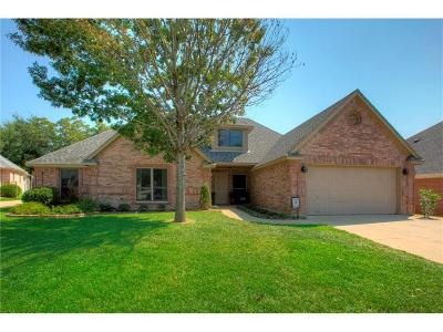 North Richland Hills Single Family Home For Sale: 7524 Peachtree Trail