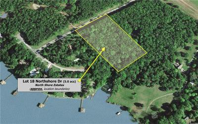 Kerens Residential Lots & Land For Sale: L 18 Northshore Drive