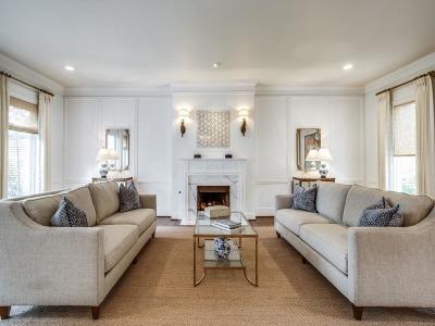 Dallas Single Family Home For Sale: 7820 Boedeker Drive